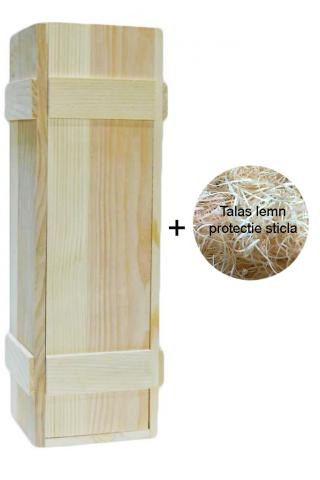 Cutie lemn divine