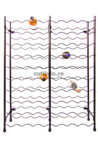 Raft metalic 80 sticle
